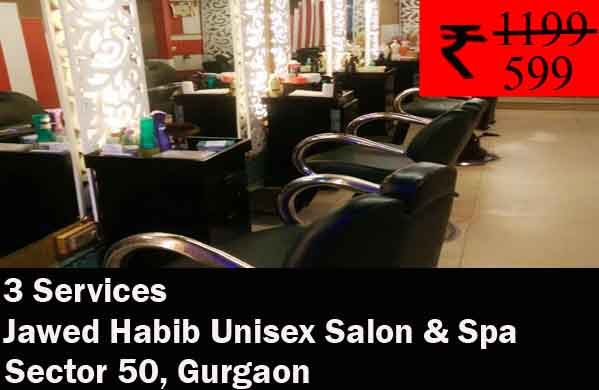 Jawed Habib Unisex Salon & Spa - Sector 50, Gurgaon