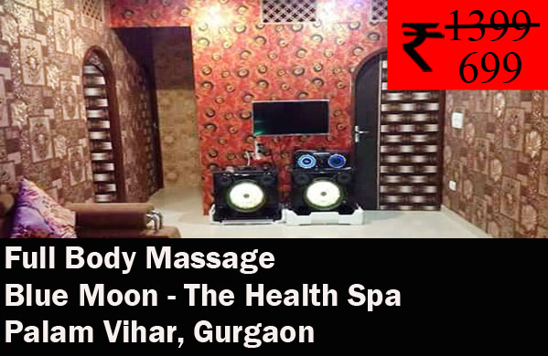 Blue Moon - The Health Spa - Palam Vihar Gurgaon