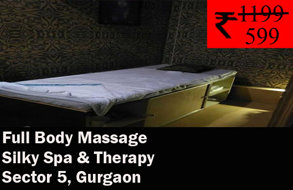 Silky Spa & Therapy - Sector 5 Gurgaon