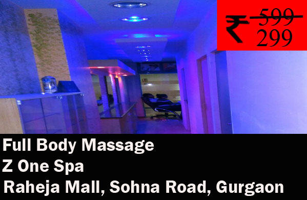 Z One Spa- Raheja Mall