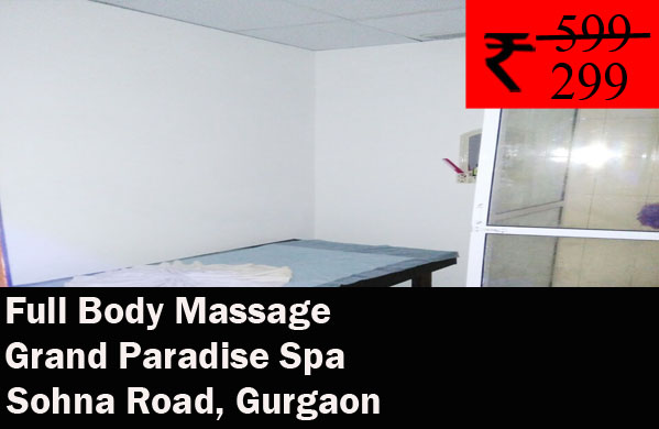 Grand Paradise Spa - Omaxe Gurgaon Mall