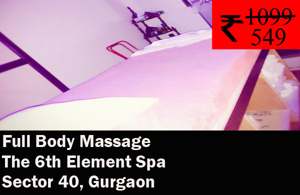The 6th Element Spa - Sector 40, Gurgaon