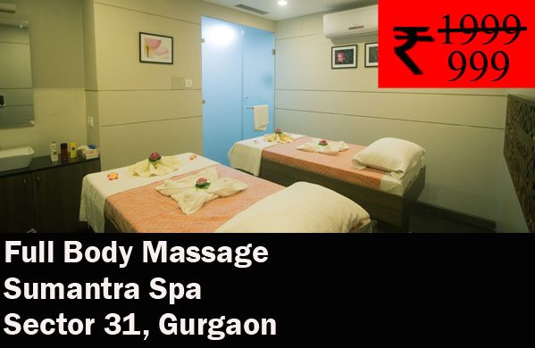 Sumantra Spa- Sector 31, Gurgaon