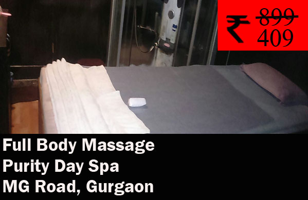 Purity Day Spa - MG Road