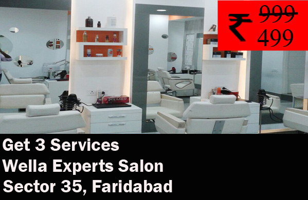 Wella Experts Salon - Sector 35, Faridabad