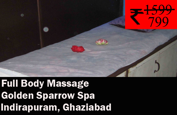 Golden Sparrow Spa - Indirapuram