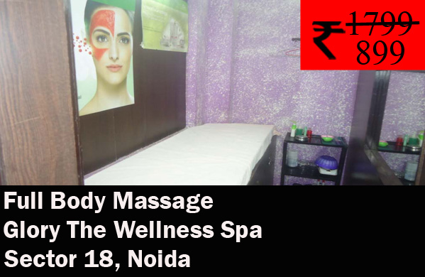 Glory The Wellness Spa- Sector 18 Noida