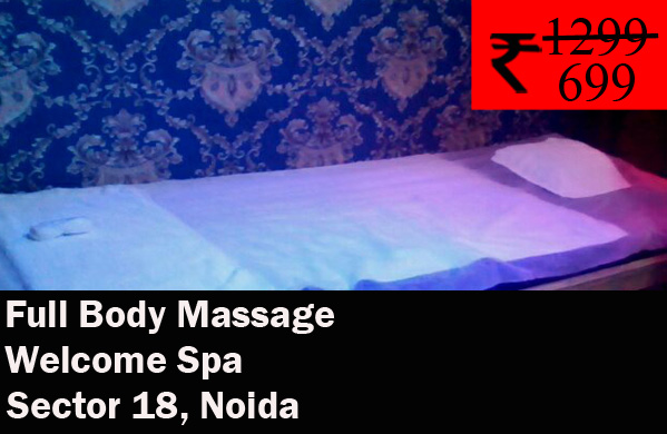 Welcome Spa - Sector 18, Noida
