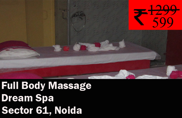 Dream Spa - Sector 61, Noida