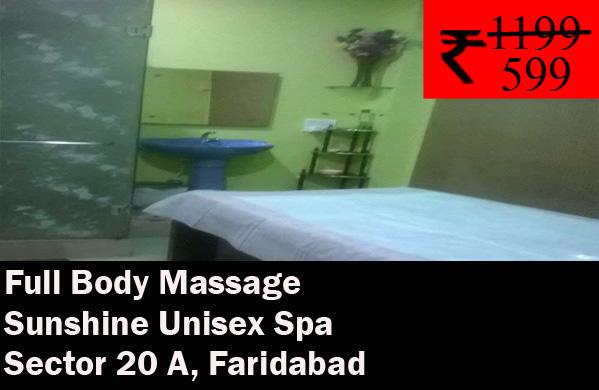 Sunshine Unisex Spa - Faridabad