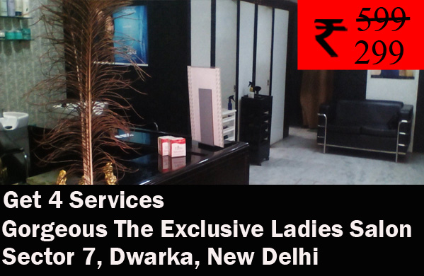 Gorgeous The Exclusive Ladies Salon - Dwarka