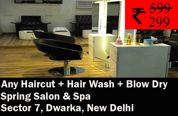 Spring Salon & Spa- Sector 7 Dwarka