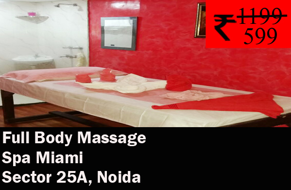 Spa Miami - Sector 25A Noida