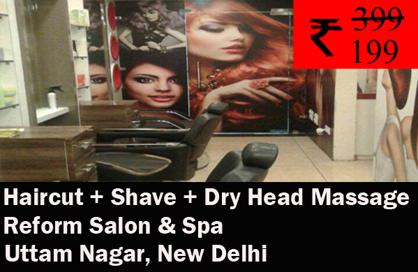 Reform Salon & Spa - Uttam Nagar