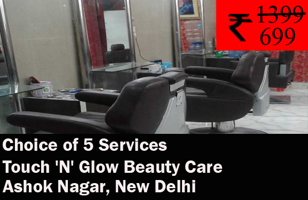 Touch 'N' Glow Beauty Care - Ashok Nagar