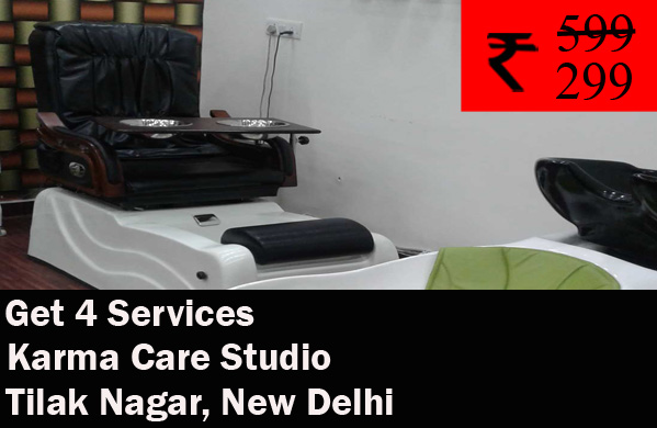 Karma Care Studio & Slimming Centre - Tilak Nagar