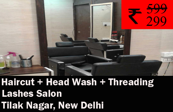 Lashes Salon - Tilak Nagar