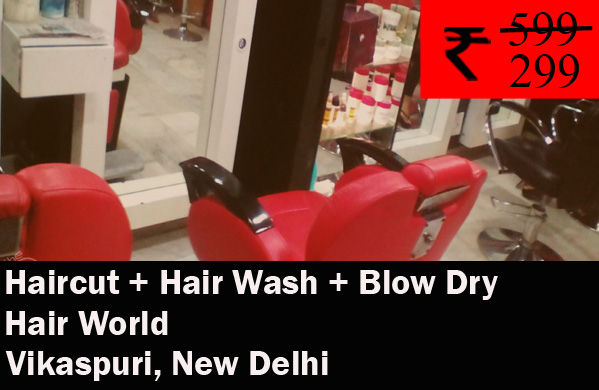 Hair World - Vikaspuri