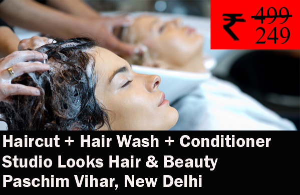 Studio Looks Hair & Beauty Unisex Salon - Paschim Vihar