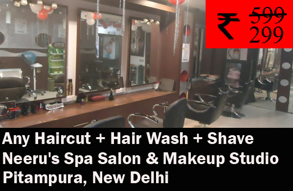Neeru's Spa Salon & Makeup Studio- Pitampura