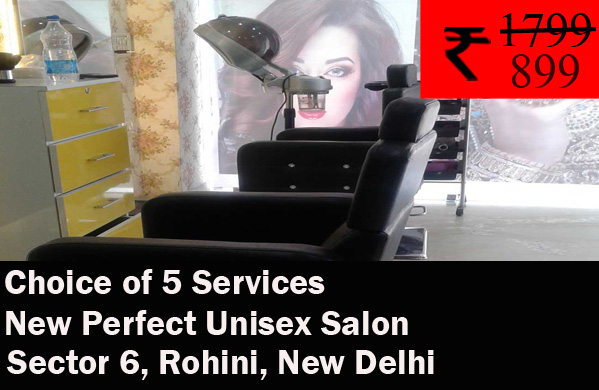 New Perfect Unisex Salon- Sector 6 Rohini