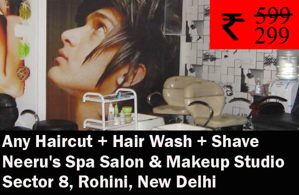 Neeru's Spa Salon & Makeup Studio- Rohini
