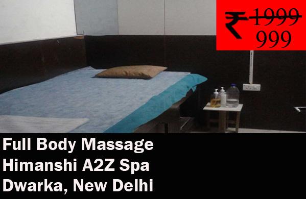 Himanshi A2Z Spa- Dwarka Mor