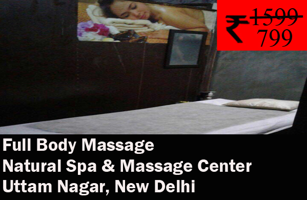 Natural Spa & Massage Center - Uttam Nagar