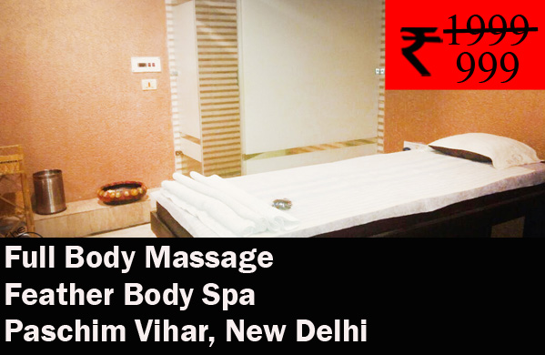Feather Body Spa- Paschim Vihar