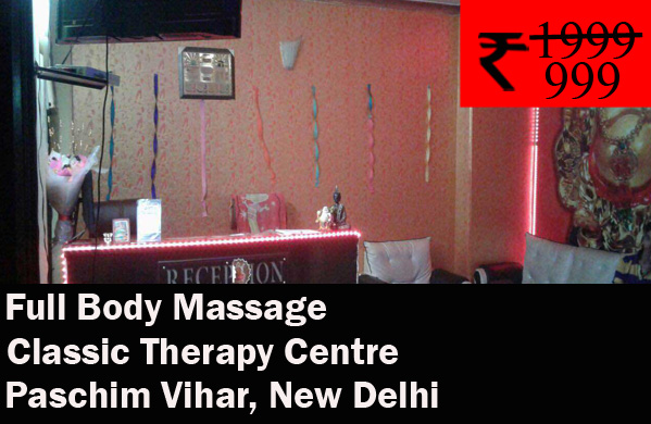 Classic Therapy Centre - Paschim Vihar