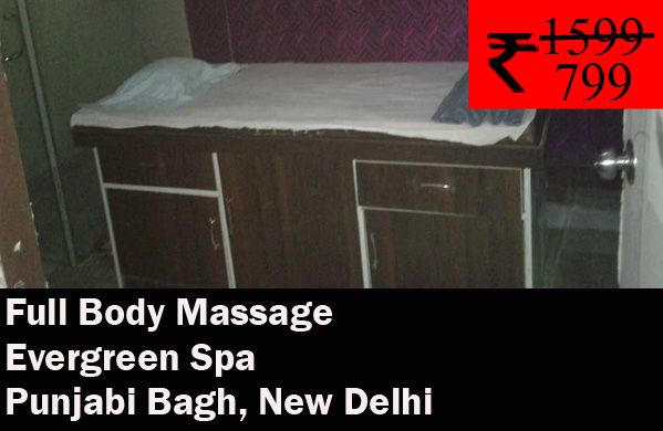 Evergreen Spa - Punjabi Bagh