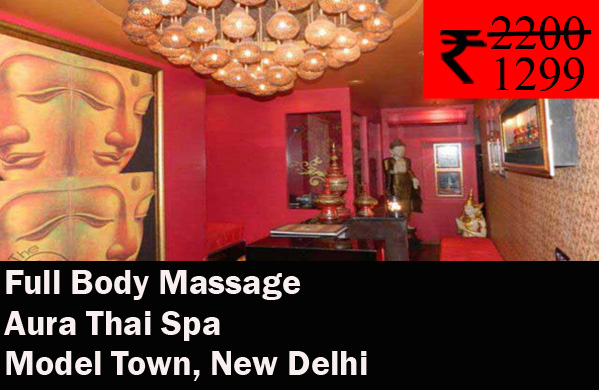 Aura Thai Spa- Model Town