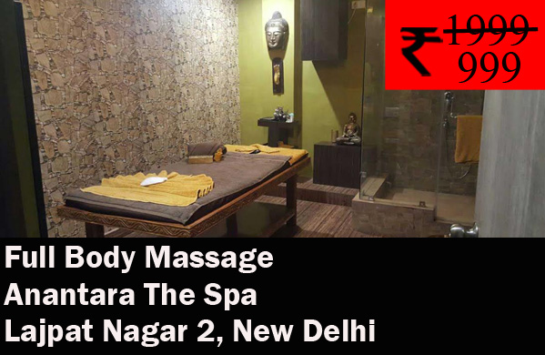 Anantara The Spa - Lajpat Nagar 2