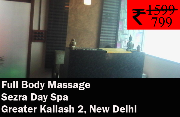 Sezra Day Spa- Greater Kailash 2