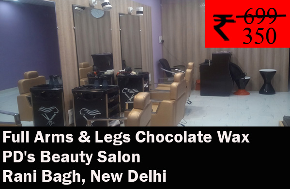 PD's Beauty Salon- Rani Bagh