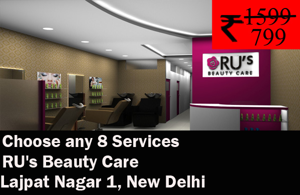 RU's Beauty - Lajpat Nagar