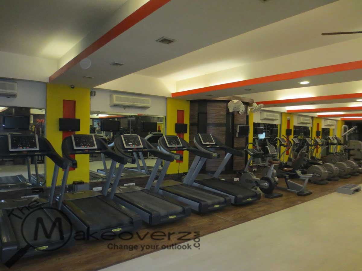 Elite fitness malviya nagar for Adamo salon malviya nagar