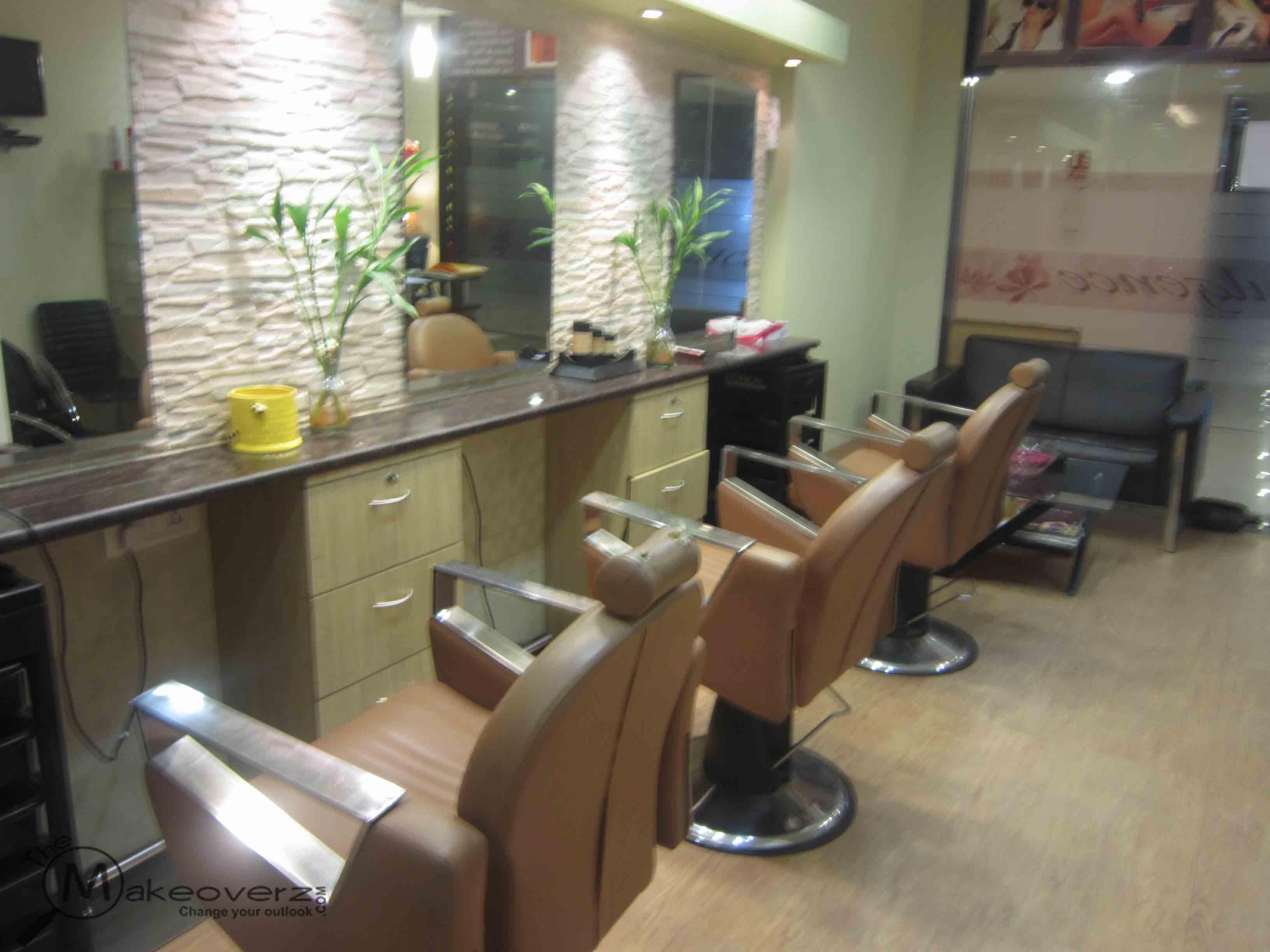 indulgence unisex salon - raheja mall sohna road