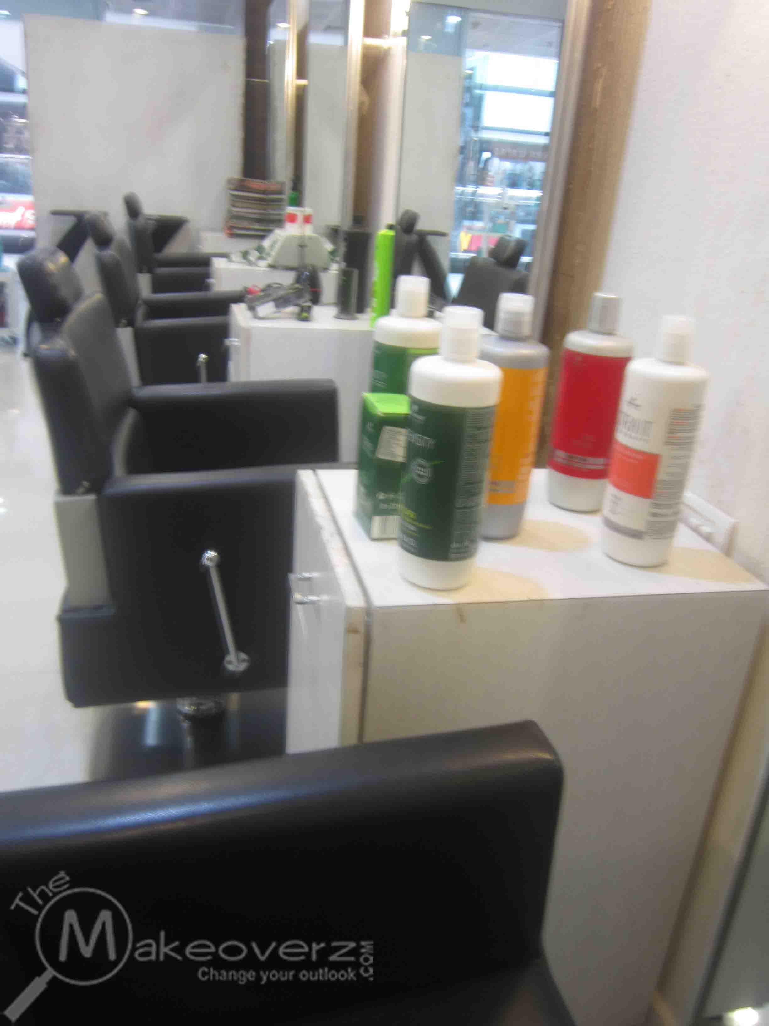 finesse beauty salon- metropolitan mall