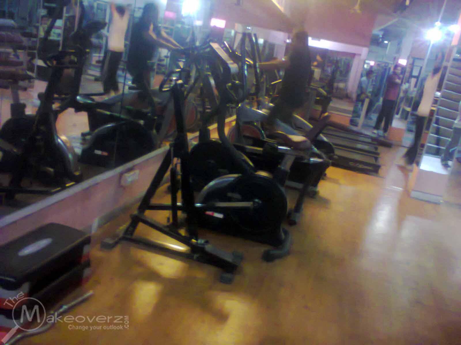 The indian gym malviya nagar for Adamo salon malviya nagar