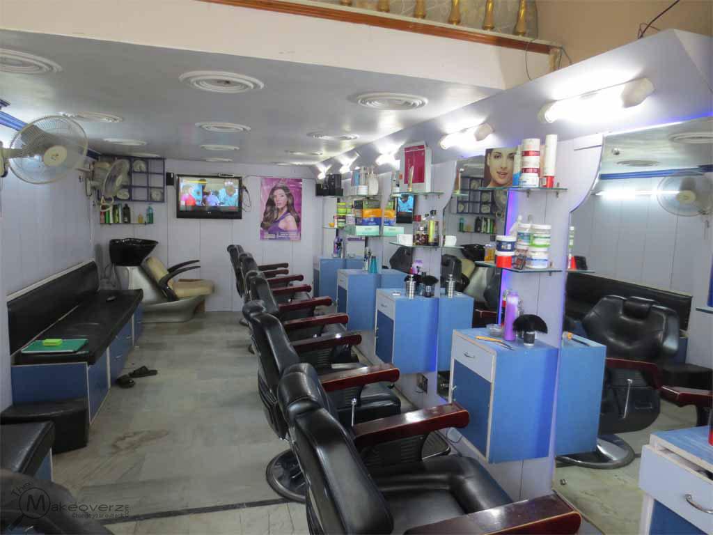 new gazibo exclusive salon - kamla nagar