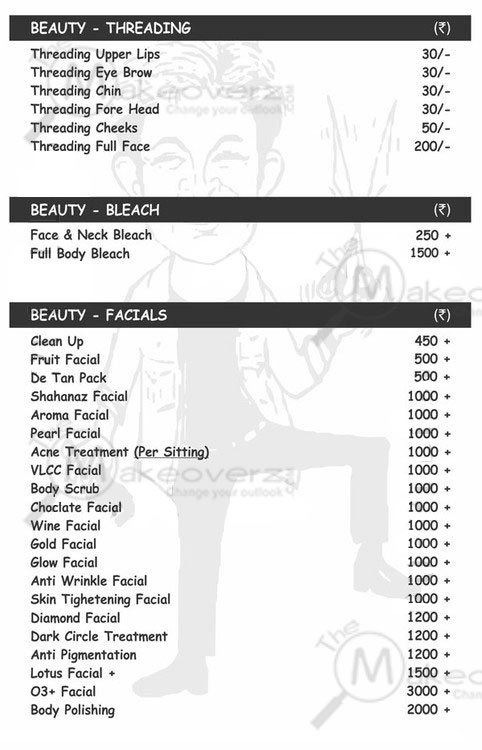 Naturals Beauty Parlour Offers