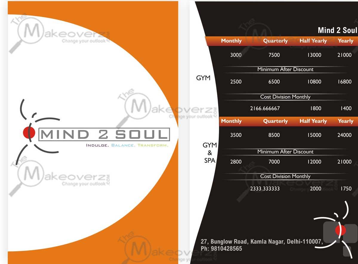 mind 2 soul rate list
