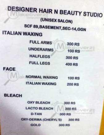 Designer Hair n Beauty Studio