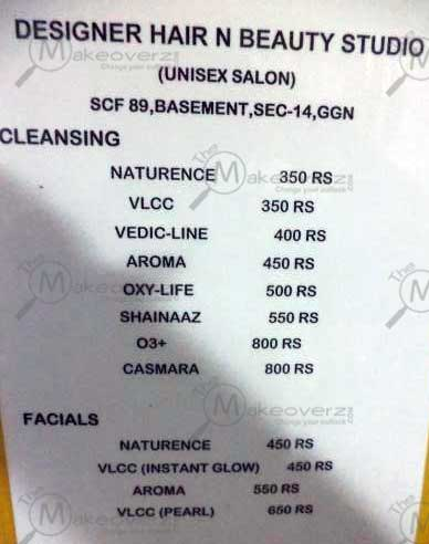 Designer Hair n Beauty Studio