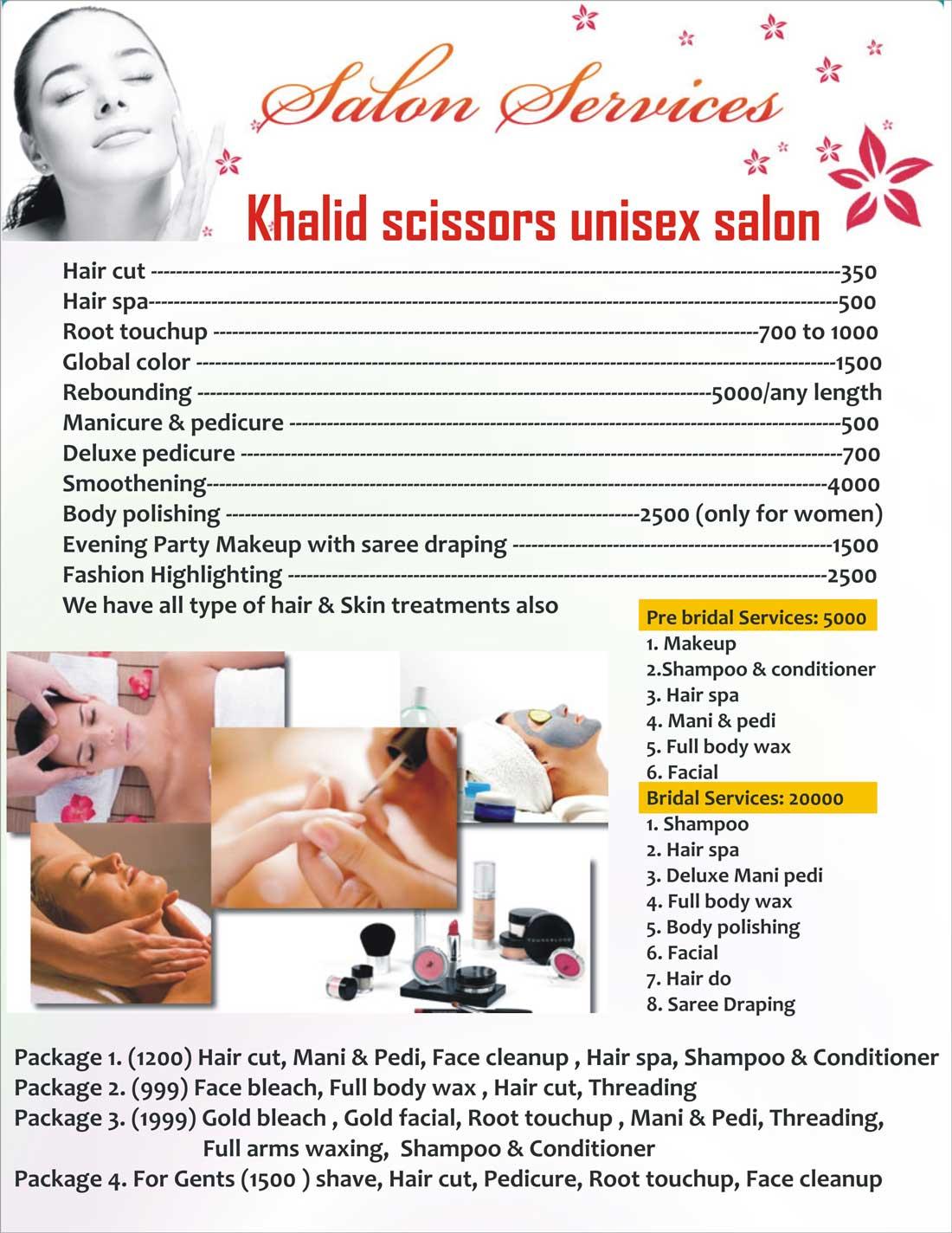 Khalid Scissors - Chittaranjan Park