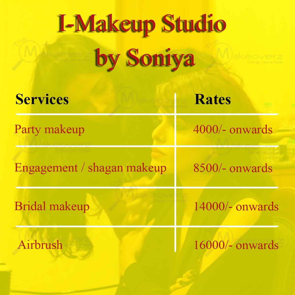 I-Makeup Studio by Soniya - Sector 4, Dwarka