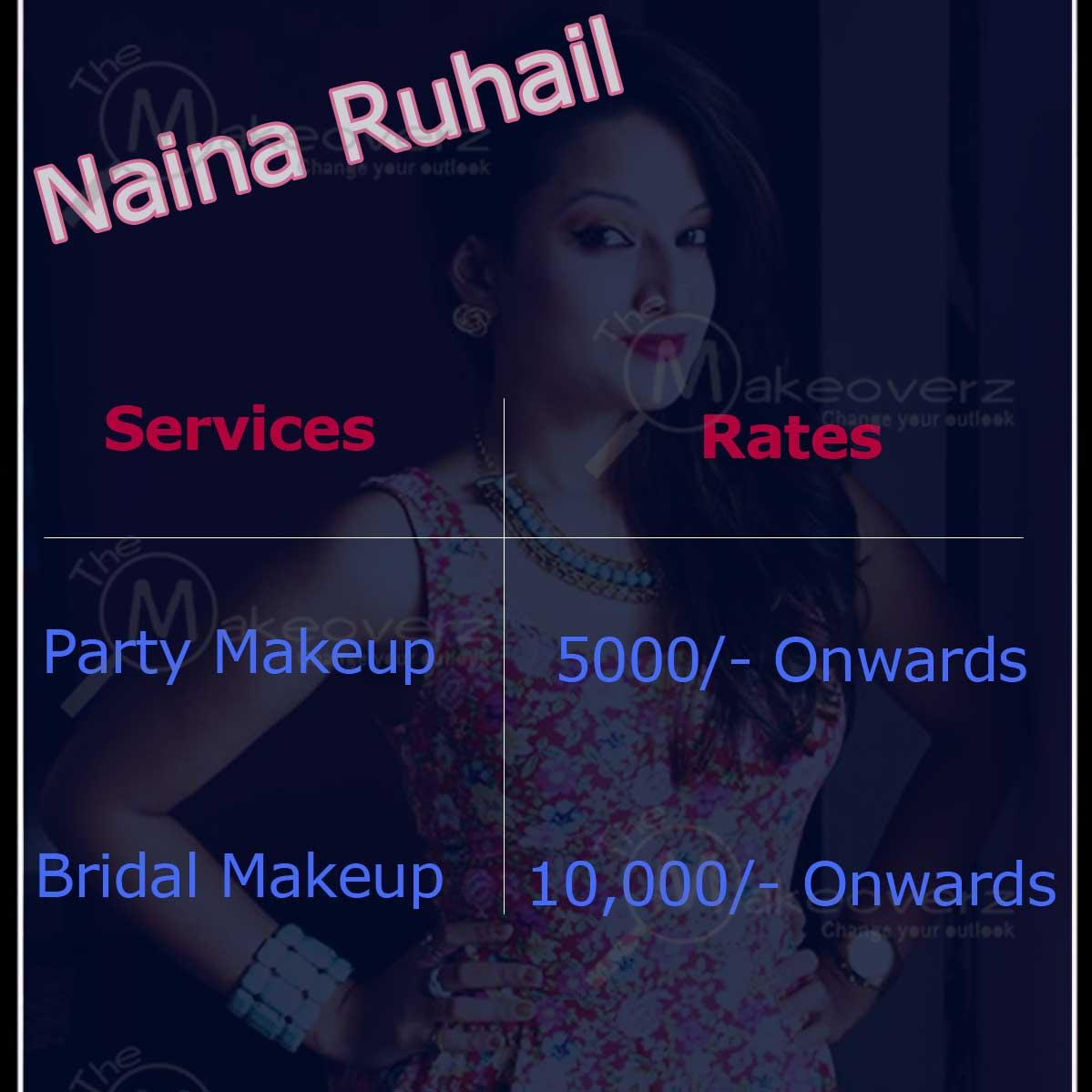 Naina Ruhail - Dwarka
