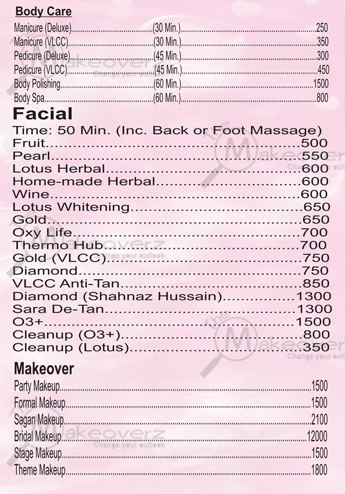 Amaze Beauty Services - Laxmi Nagar