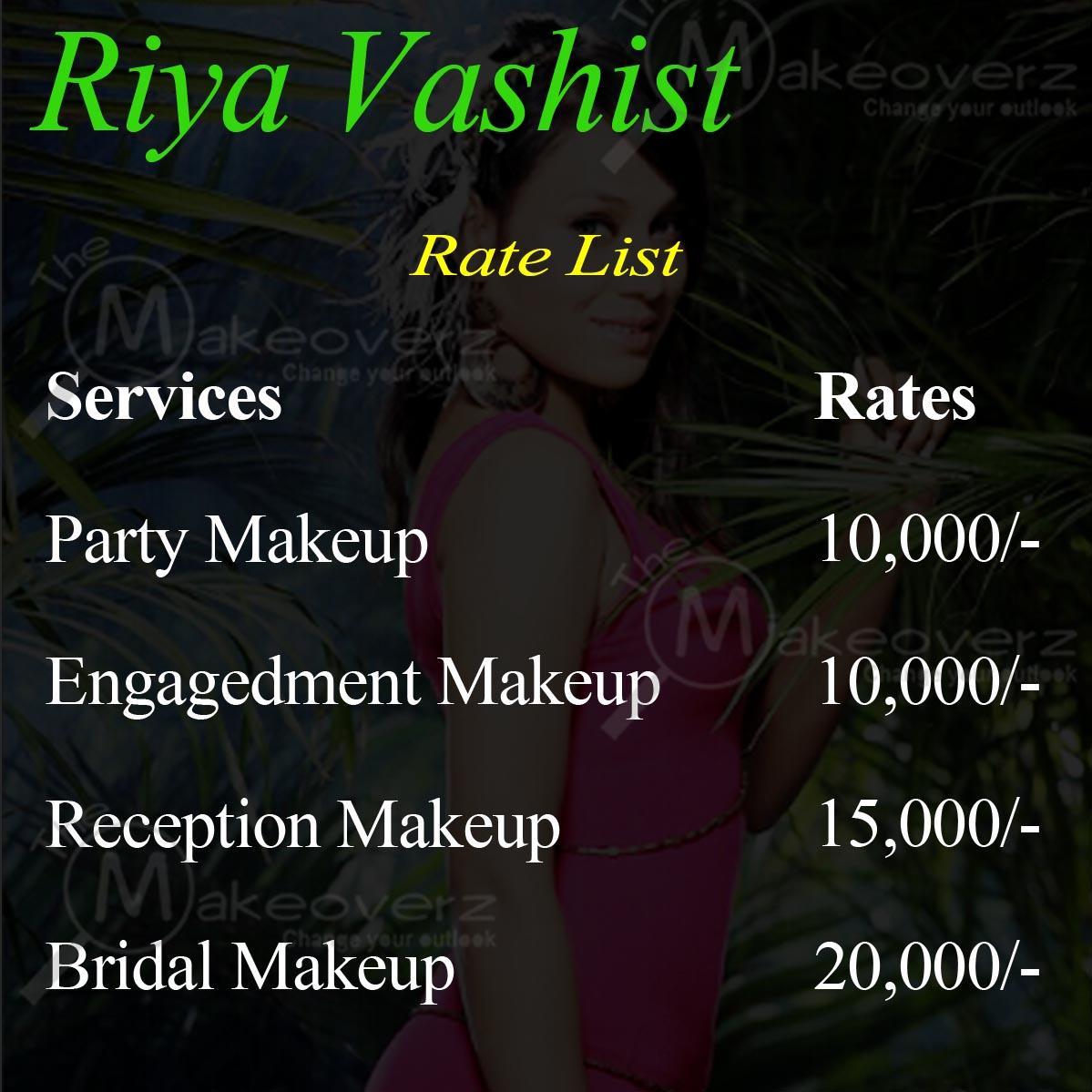 Riya vashist - Dwarka